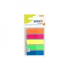 Stick'N 21050 透明螢光標籤, Stick'N 21050 Film Index