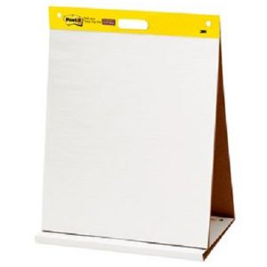 3M Post-it 563R 可再貼會議掛板薄, 3M Post-it 563R Tabletop Easel Pad