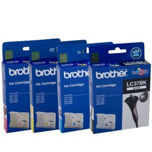 BROTHER LC37 墨盒, BROTHER LC37 Ink Cartridges