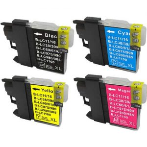 BROTHER LC38 墨盒, BROTHER LC38 Ink Cartridges
