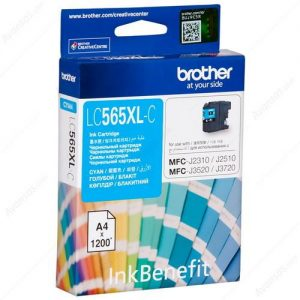 BROTHER LC565XL 彩色墨盒, BROTHER LC565XL Colour Ink Cartridges
