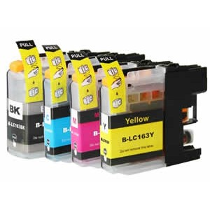 BROTHER LC663 墨盒, BROTHER LC663 Ink Cartridges