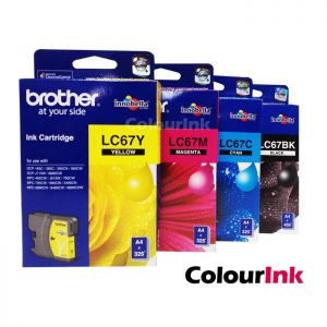 BROTHER LC67 墨水盒, BROTHER LC67 Ink Cartridges