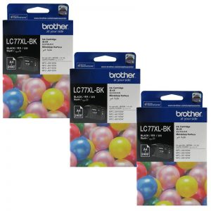 BROTHER LC77XL 墨盒, BROTHER LC77XL Ink Cartridges
