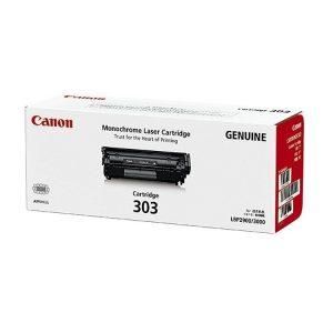 CANON Cartridge 303 打印機碳粉盒, CANON Cartridge 303