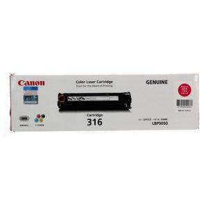 CANON Cartridge 316 系列打印機碳粉盒, CANON Cartridge 316