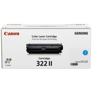CANON Cartridge 322 打印機碳粉 CANON Cartridge 322