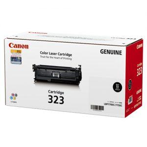 CANON Cartridge 323 系列打印機碳粉盒, CANON Cartridge 323