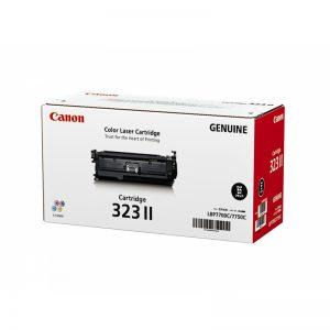 CANON Cartridge 323 II 打印機黑色碳粉盒, CANON Cartridge 323 II