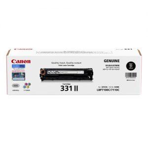 CANON Cartridge 331 II 黑色碳粉盒(高用量), CANON Cartridge 331 II