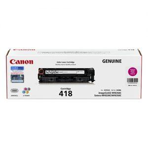 CANON Cartridge 418 系列打印機碳粉盒, CANON Cartridge 418