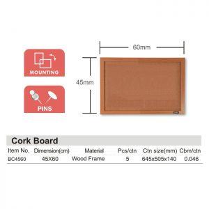 Comix Cork Board BC4560