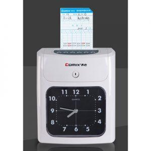 Comix MT-630T 打咭鐘, Comix MT-630T Time Recorder