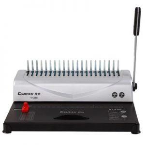 Comix V1288 膠圈釘裝機, Comix V1288 Binding Machine