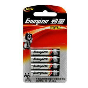 勁量 AAA 電芯, Energizer MAX AAA Alkaline Batteries