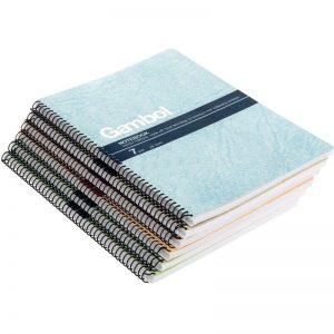 Gambol S6807 B5 線圈筆記簿, Gambol S6807 B5 notebook