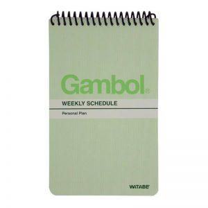 Gambol SA6506X A6 線圈筆記簿, Gambol SA6506X A6 NoteBook