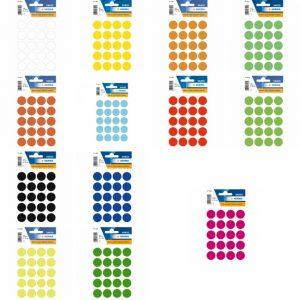 Herma Colour 19mm 打印標籤, Herma Colour 19mm label