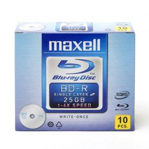 MAXELL BD-R 25GB 4X