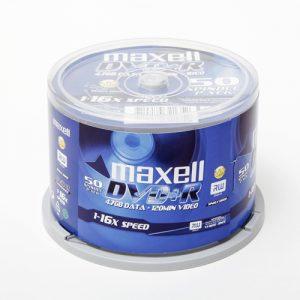 MAXELL DVD+R 4.7GB 16X