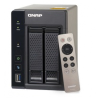 QNAP TS-253A 4G 網路連接儲存設備, QNAP TS-253A 4G Network Attached Storage (NAS)