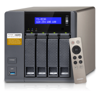 QNAP TS-453A 4G 網路連接儲存設備, QNAP TS-453A 4G Network Attached Storage (NAS)