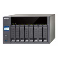 QNAP TS-831X-4G 網路連接儲存設備, QNAP TS-831X-4G Network Attached Storage (NAS)