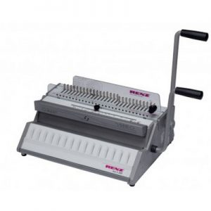 RENZ eco S-360 手動鐵圈釘裝機, RENZ eco S-360 Binding Machine
