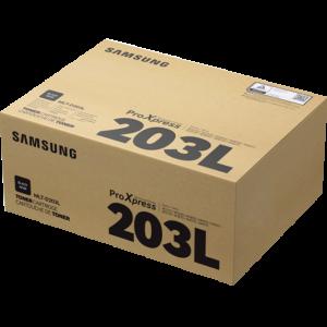 Samsung MLT-D203L 原裝黑色碳粉盒(5K) 高容量, Samsung MLT-D203L Laser Toner