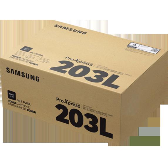 Samsung MLT-D203L 原裝黑色碳粉盒