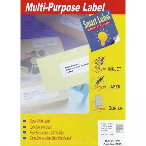 Smart Label 多用途打印標籤, Smart Label Multipurpose Label