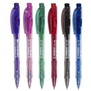 Stabilo 308 按掣原子筆, Stabilo Liner 308 Ball Pen