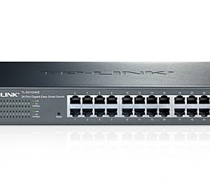 TP-Link TL-SG1024DE 網絡交換機, TP-Link TL-SG1024DE Network Switch