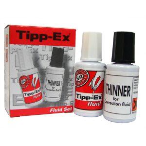 Tippex Correction Fluid Set