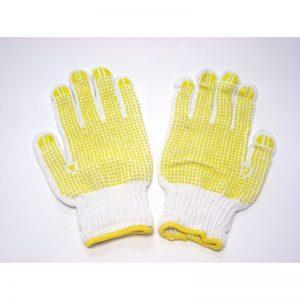 勞工手套 (黃色)