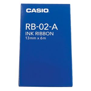 Casio RB-02計算機色帶 (黑, 紅), CASIO RB-02 Ink Rolls (Black, Red)