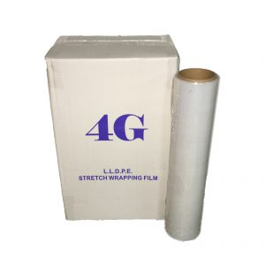 4G 綑膜, 4G Stretch Wrapping Film