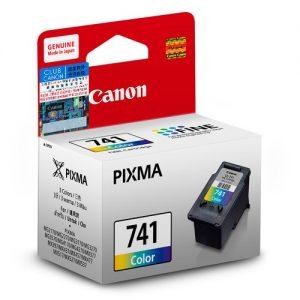 CANON CL741 彩色墨盒