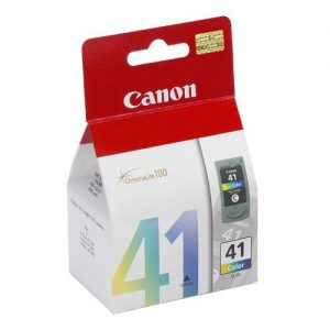 CANON CL41 彩色墨水盒, CANON CL41 ink cartridges