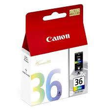 CANON CLI36 彩色防褪色墨水盒