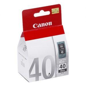 CANON PG-40 黑色墨盒連噴墨頭 (標準用量)