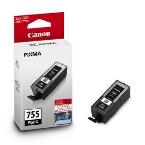 CANON PGI755 黑色墨水盒(加大高用量)