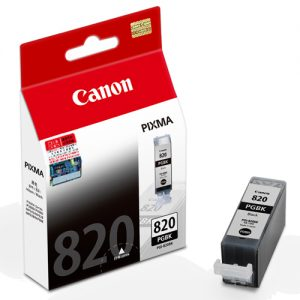 CANON PGI820 墨水盒, CANON PGI820 Black Inkjet Cartridge