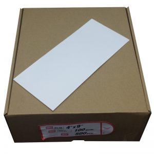 "4"" x 9"" (盒裝) 信封, 4"" x 9"" Envelope (Box Set)"