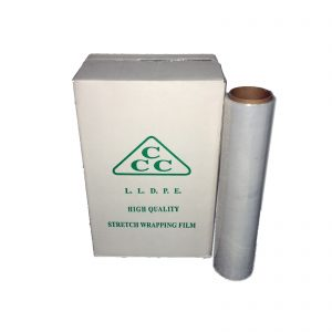 綠3C 綑膜, Green 3C Stretch Wrapping Film