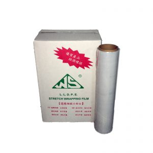 綠WS 綑膜, Green WS Stretch Wrapping Film