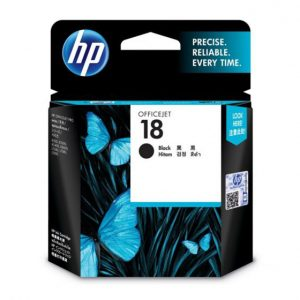 HP 18 原廠墨盒, HP 18 Original Ink Cartridge