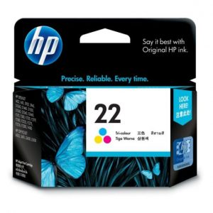 HP 22 三色原廠墨盒, HP 22 Tri-color Original Ink Cartridge