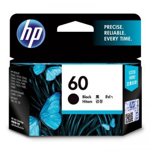 HP 60 原廠墨盒, HP 60 Original Ink Cartridge