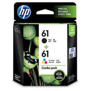 HP 61 c & b